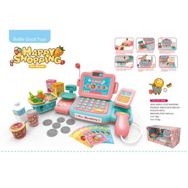 Casa de marcat pentru copii electronica cu accesorii [1]