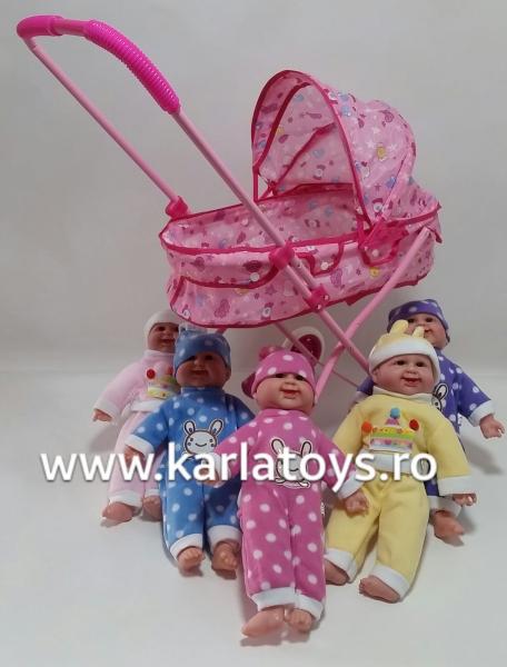 Carucior papusi cupapusa bebe 1