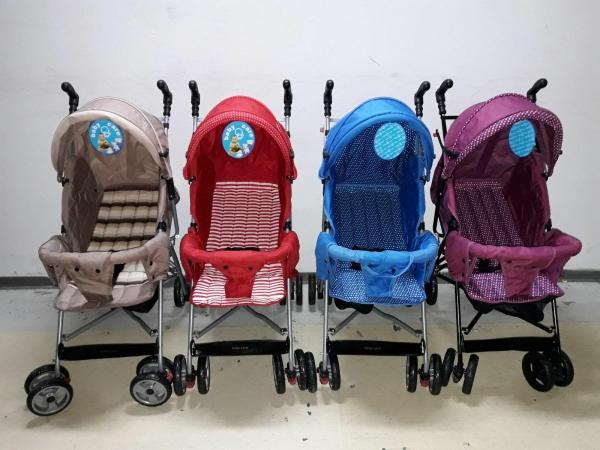 Carucior sport Baby Care SA7 Fucsia 0