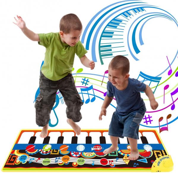 Covor muzical copii Pian 0