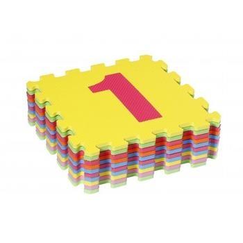 Covoras puzzle cu cifre pentru copii 5