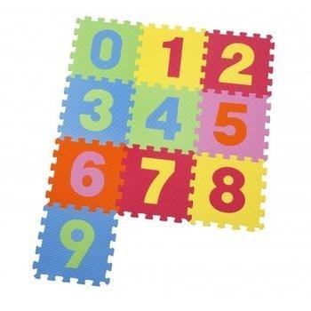 Covoras puzzle cu cifre pentru copii 4