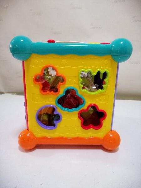 Centru Interactiv Bebe Musical box cu Telecomanda 11