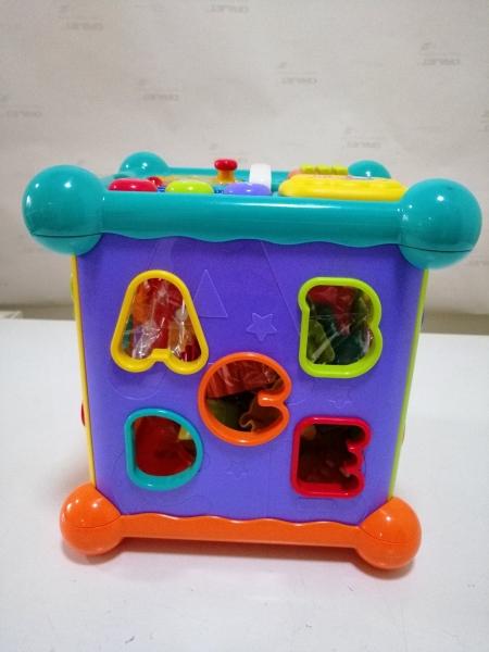 Centru Interactiv Bebe Musical box cu Telecomanda 13