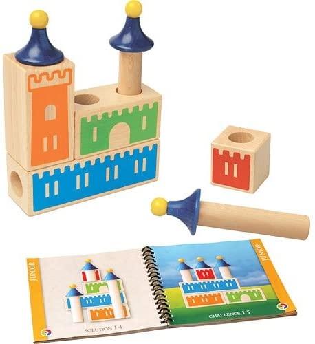 Joc Logica Constructie Castel 3D 0