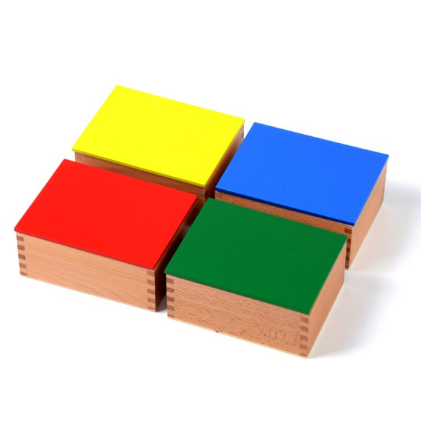 Joc Lemn Montessori Cilindrii Knobless - Joc de Lemn Educatie Montessori 2