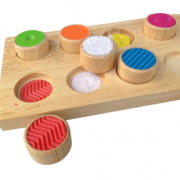Joc din lemn memorie pentru copii Memory 2