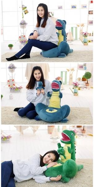 Fotoliu plus Dinozaur mama si puiul 2