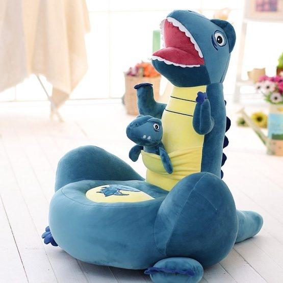 Fotoliu plus Dinozaur mama si puiul 0