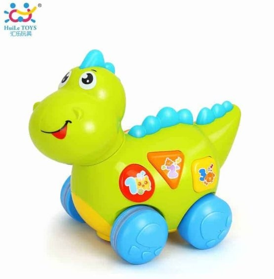 Jucarie interactiva bebe micul dinozaur [0]