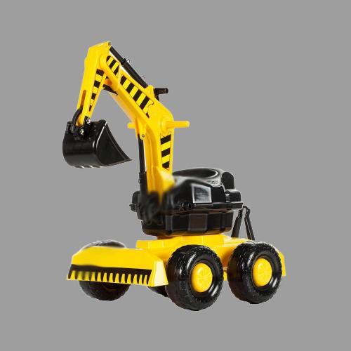 Excavator copii rotativ - manevrabil de copil 0