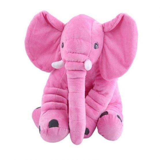 Jucarie plus si pernuta bebe elefant cu paturica 1