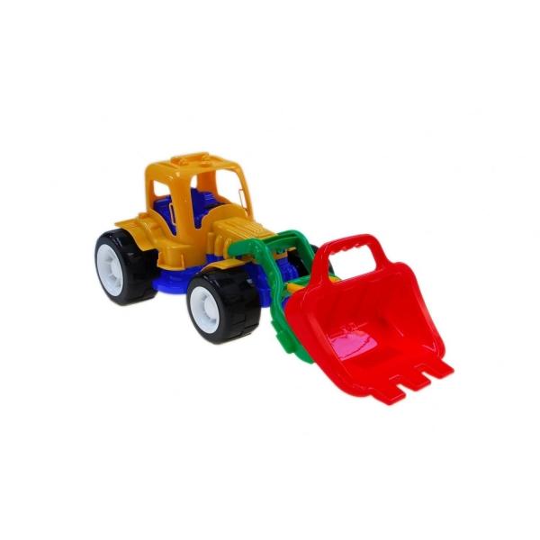 Excavator de jucarie copii 0