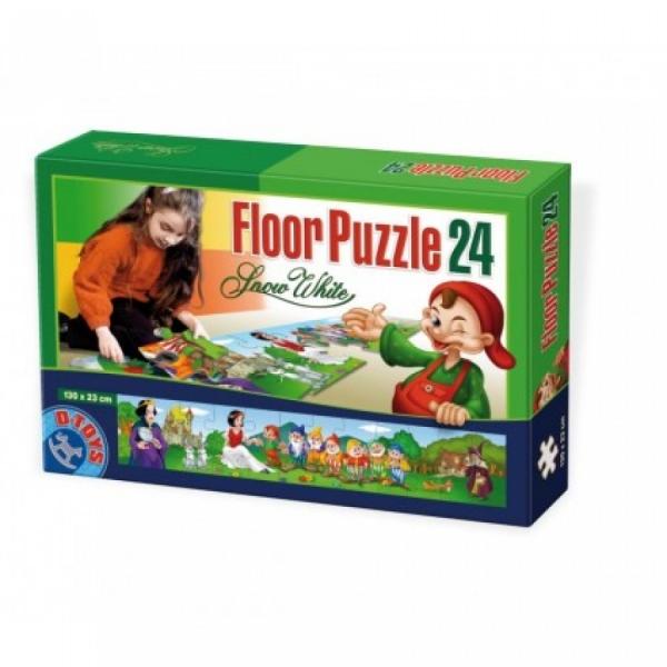 Puzzle Mare de Podea Puzzle Basme Clasice 1