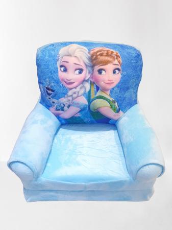 Fotoliu din plus extensibil Frozen 80 cm 1