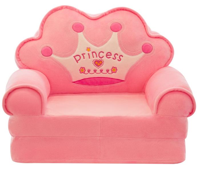 Fotoliu extensibil Princess Roz de plus pentru copii [1]