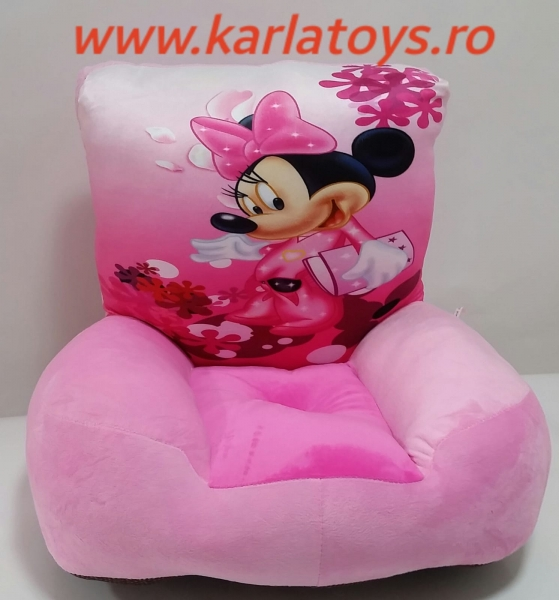 Fotoliu plus Minnie Mouse Sit Down 0