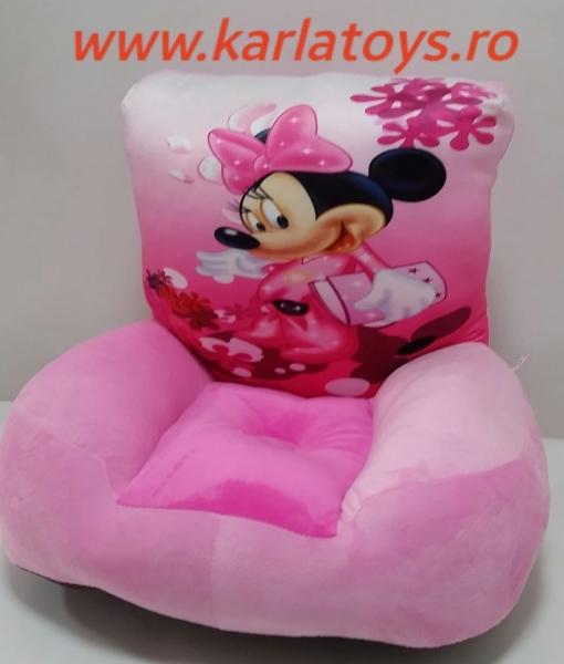 Fotoliu plus cu personajul Minnie Mouse 1