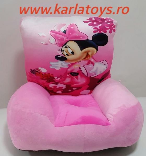 Fotoliu plus cu personajul Minnie Mouse 0