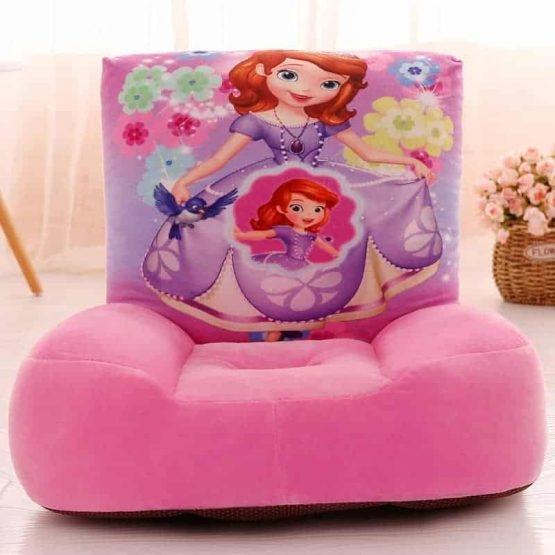 Fotoliu plus Printesa Sofia Sit Down pentru copii 0