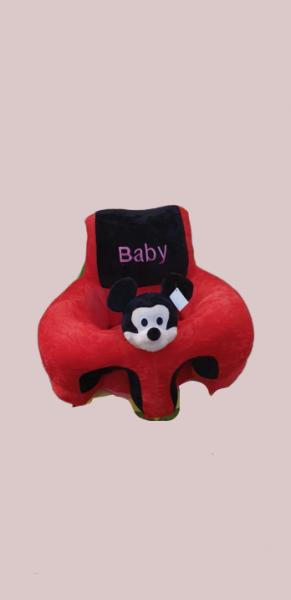 Fotoliu Plus sit up Bebe cu sezut pernuta si spatar 1
