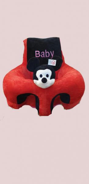 Fotoliu Plus sit up Bebe cu sezut pernuta si spatar 3