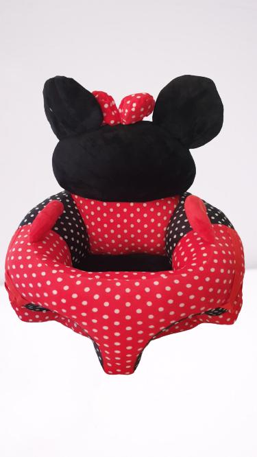 Fotoliu Bebelusi din Plus cu Arcada Mickey sau Minnie Mouse [1]