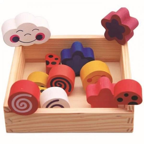 Puzzle din lemn - Graph Intelligence Box 1
