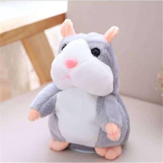 Hamsterul Vorbitor Jucarie interactiva de plus [3]