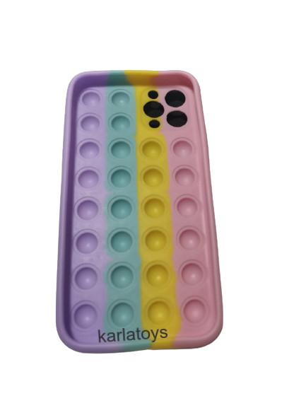 Husa de Telefon Multicolora Pop It Din silicon [1]