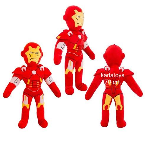 Iron Man Jucarie de plus Mare Omul De Otel Avengers [0]