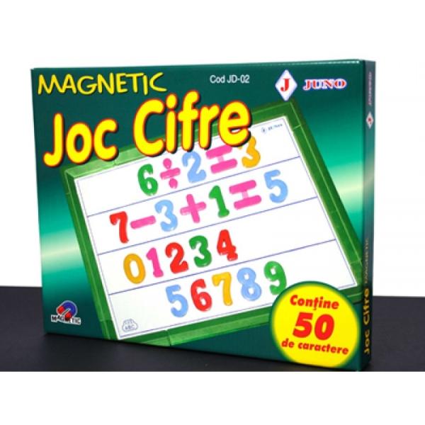 Joc magnetic Matematica 0