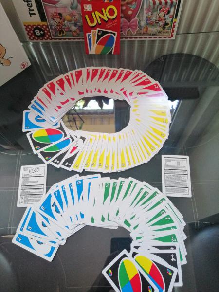 Joc de Carti UNO - Joc de Societate cu carti UNO 5