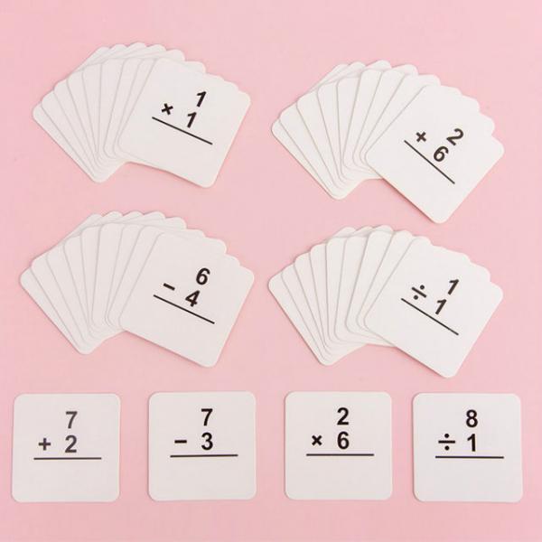 Joc din Lemn Montessori Cifre invatam matematica [7]