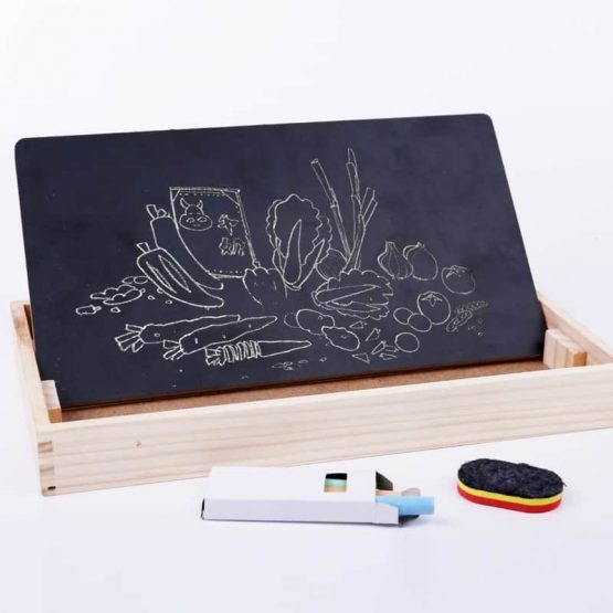 Set educational din lemn matematica 3 in 1 3