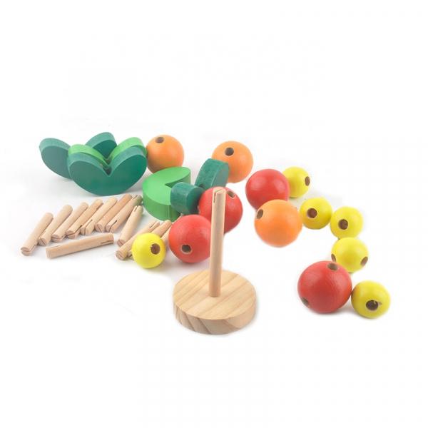 Joc lemn echilibru copacul intelepciuni 3D 3