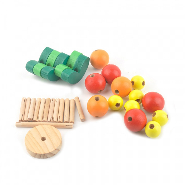 Joc lemn echilibru copacul intelepciuni 3D 2