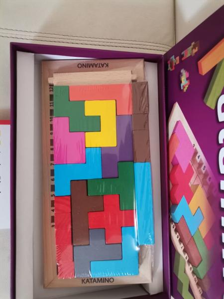 Joc Lemn Tetris - Katamino [7]