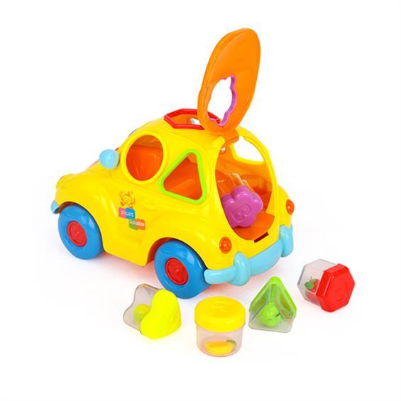 Jucarie interactiva bebe Masinuta Smart Bus [3]