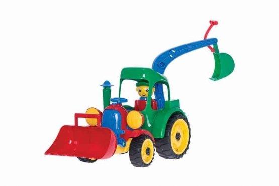 Jucarie Excavator de jucarie copii 0