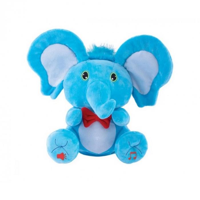Jucarie Interactiva Elefantul Tino Boo Cucu-Bau [1]