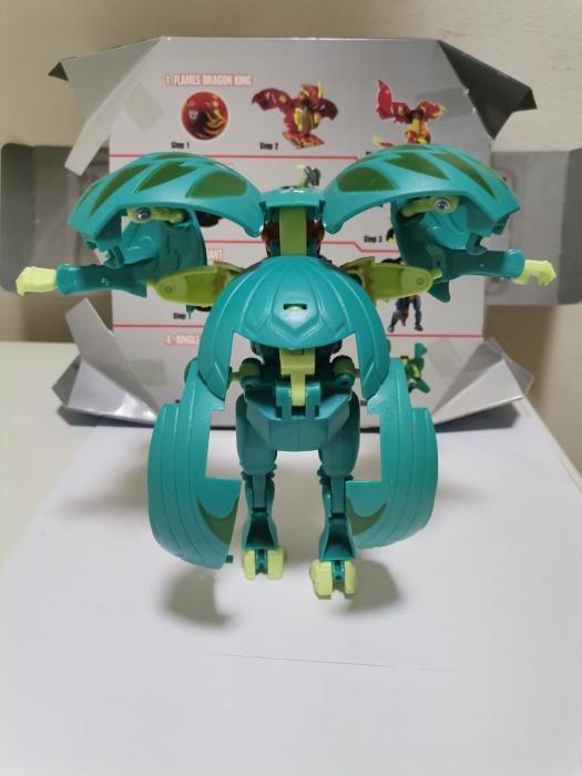 Figurina Bakugan Battle Planet 2