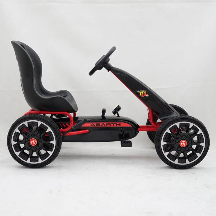 Kart cu Pedale pentru copii cu roti din Spuma EVA [1]