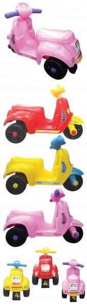 Mini Scuter fara pedale pentru copii  Dudu 2