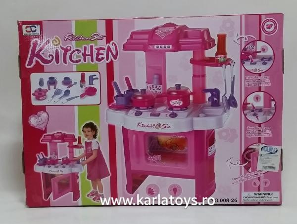 Bucatarie copii Kitchen set 2