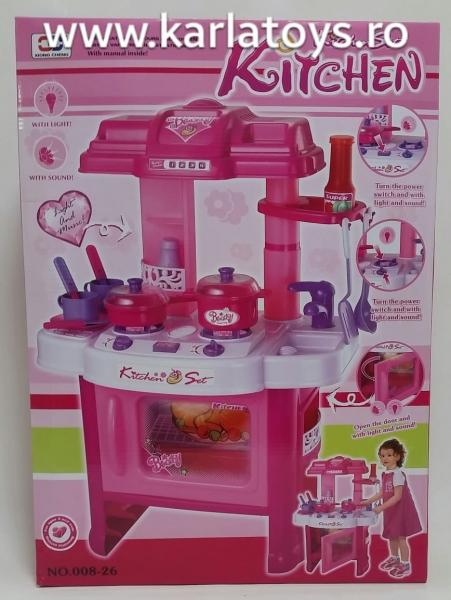 Bucatarie copii Kitchen set 1
