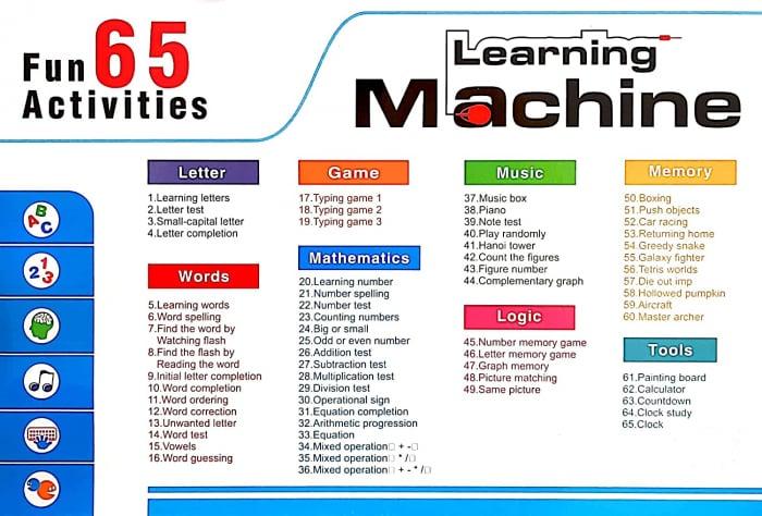 Laptop interactiv pentru copii 65 de activitati [1]