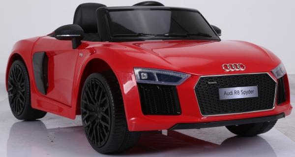 Masinuta electrica Audi R8 12 v copii 0
