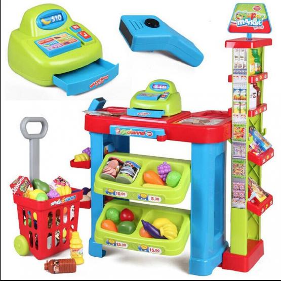 Magazin de jucarie Supermarket  pentru copii 4