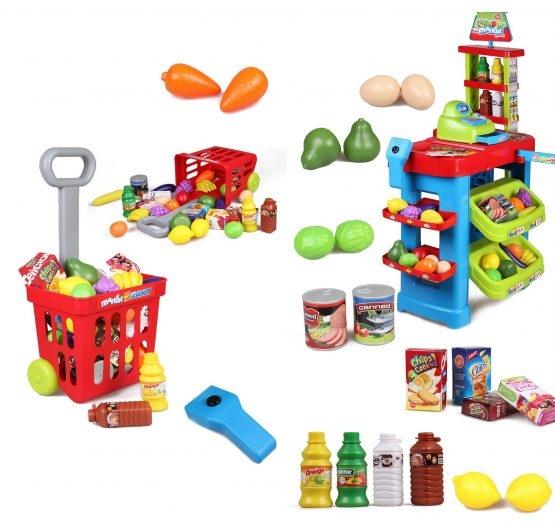 Magazin de jucarie Supermarket  pentru copii 1